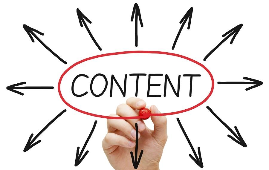 Content là mang ý nghĩa là nội dung. Trong đó bao gồm cả chữ viết, hình ảnh, video, âm thanh…