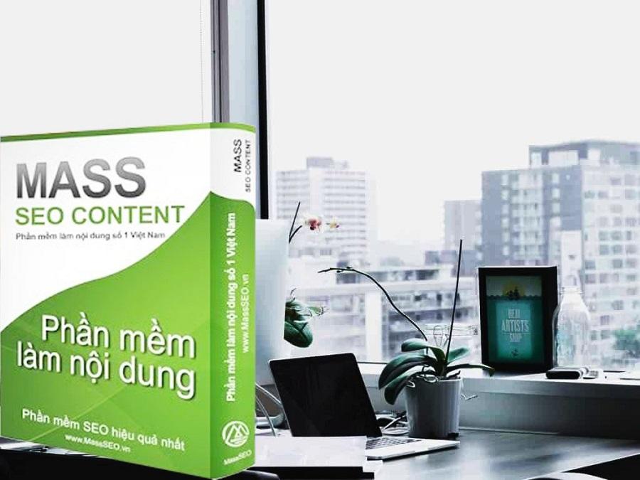Phần mềm Mass Seo Content được nhiều SEOer và Content Writer tin tưởng lựa chọn.