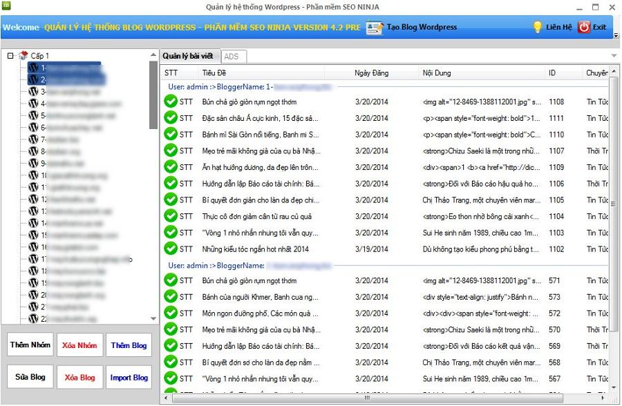 SEO Ninja là phần mềm hỗ trợ viết bài chuẩn SEO giúp doanh nghiệp dễ dàng