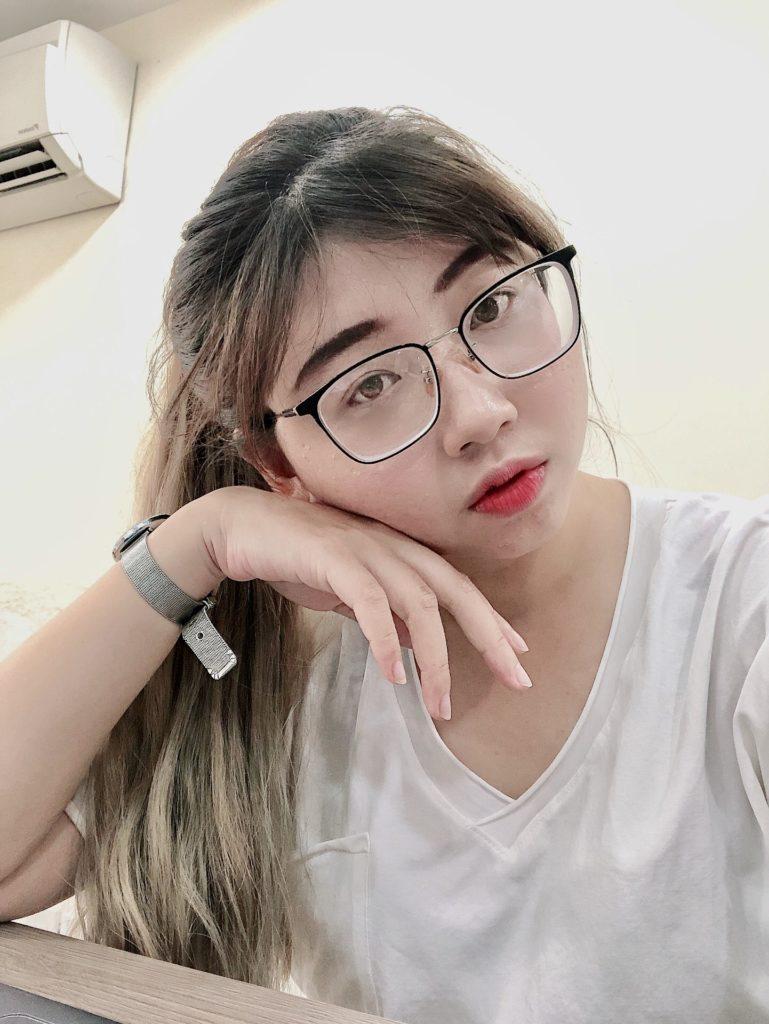 Minh Hương Pynie - Hiện là Content Marketer Manager của báo Mua & Bán