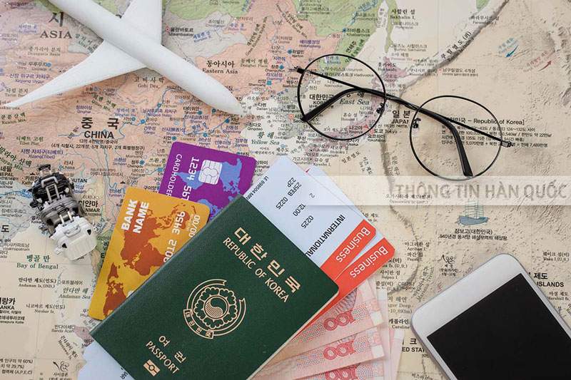 Hồ sơ xin visa Hàn Quốc sẽ nộp tại trung tâm KVAC.