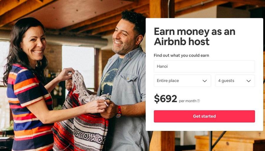 Set giá cho thuê nhà trên Airbnb hợp lý nhất.