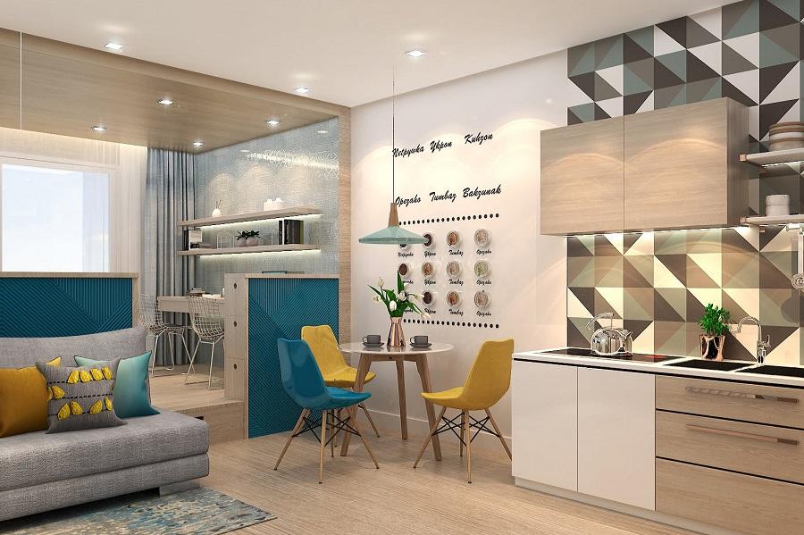Officetel là khái niệm chỉ về một loại căn hộ đặc biệt với sự kết hợp giữa căn hộ để ở với văn phòng và khách sạn.