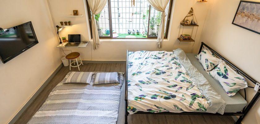 Cho thuê căn hộ chung cư quận 1: View đẹp, giá tốt, ngay trung tâm