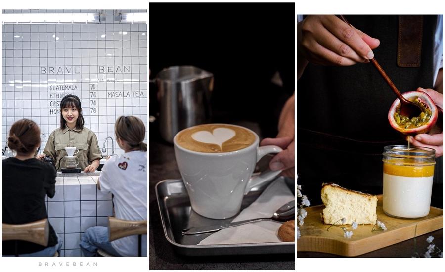 quán cà phê đẹp có Không gian đậm chất cổ điển tại Brave Bean COFFEE