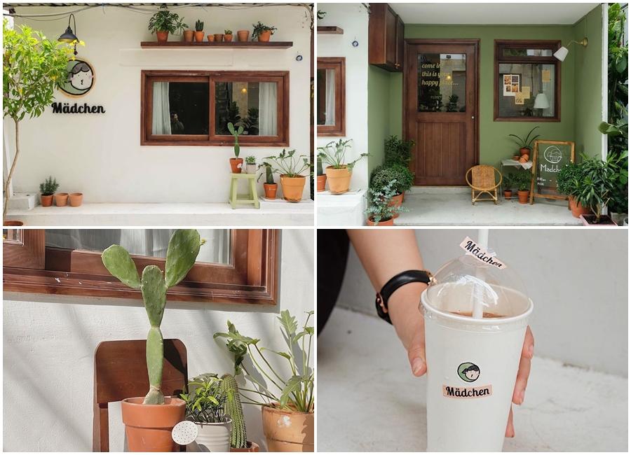quán cà phê đẹp - Những góc nhỏ xinh xắn và ấn tượng tại Madchen Cafe