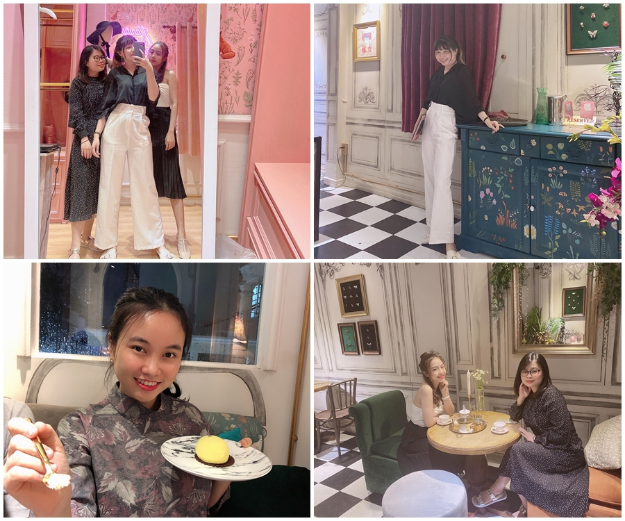 Secret De Rosie Cafe & Tea Phạm Ngũ Lão