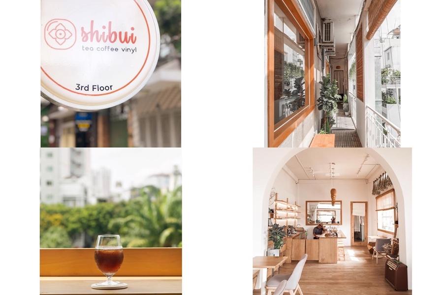 quán cà phê đẹp - một lần ghé Shibui Concept bạn sẽ mê mẩn với phong cách decor của quán cà phế nhỏ xinh này.