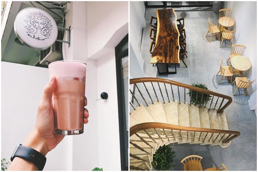 quán cà phê đẹp Whatever Cafe - địa điểm lý tưởng để làm việc hay tâm sự cùng đám bạn dịp cuối tuần.