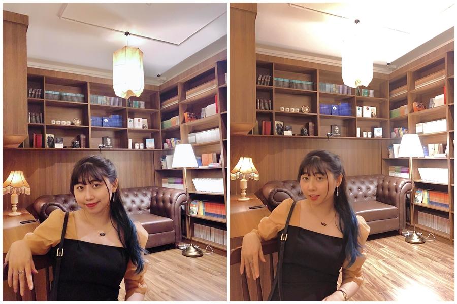 Bản Nguyễn Huệ Coffee quận 1
