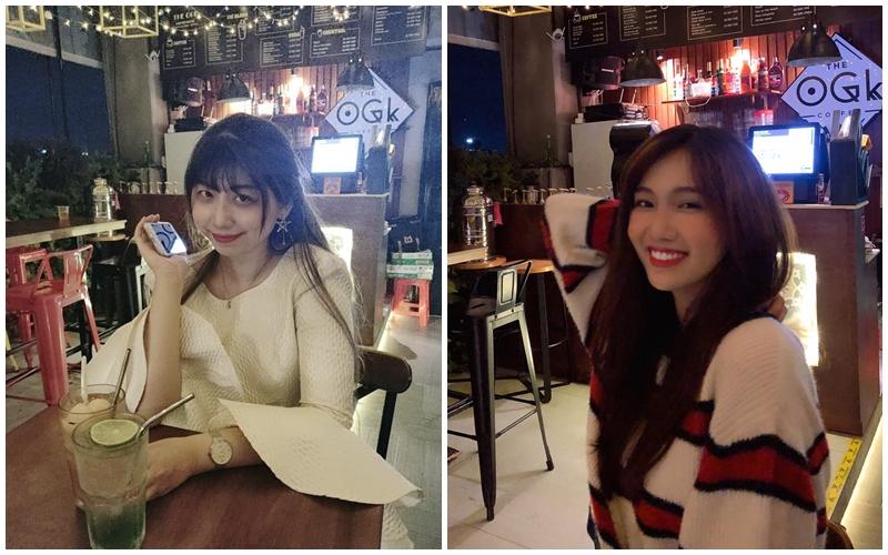 quán cà phê đẹp OGK Nguyễn Cư Trinh hiện đang là tọa độ được nhiều bạn trẻ check-in.