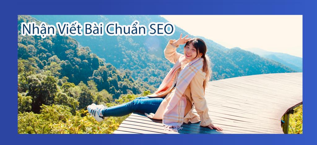 Minh Hương Pynie và các cộng sự của mình đang cung cấp đến quý doanh nghiệp dịch vụ viết bài chuẩn SEO.