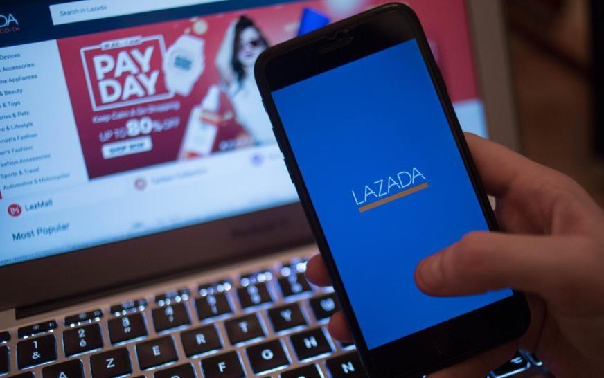 """Lazada được ví là """"anh cả"""", là sàn thương mại điện tử hàng đầu Việt Nam."""