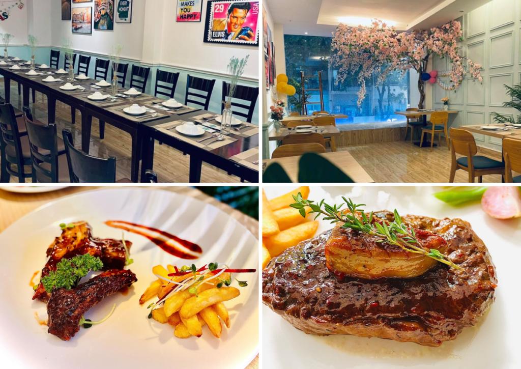 Nhà Hàng Parsley – Steak, Pasta & Hơn Thế Nữa