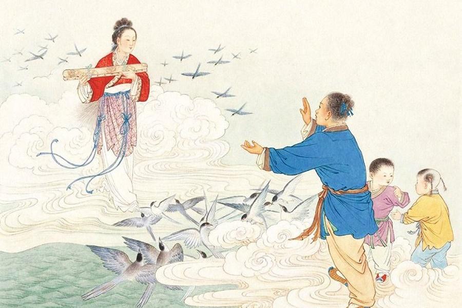 Theo phong tục Trung Quốc, ngày Thất tịch 7/7 âm lịch còn được gọi là lễ hội Trùng Thất.