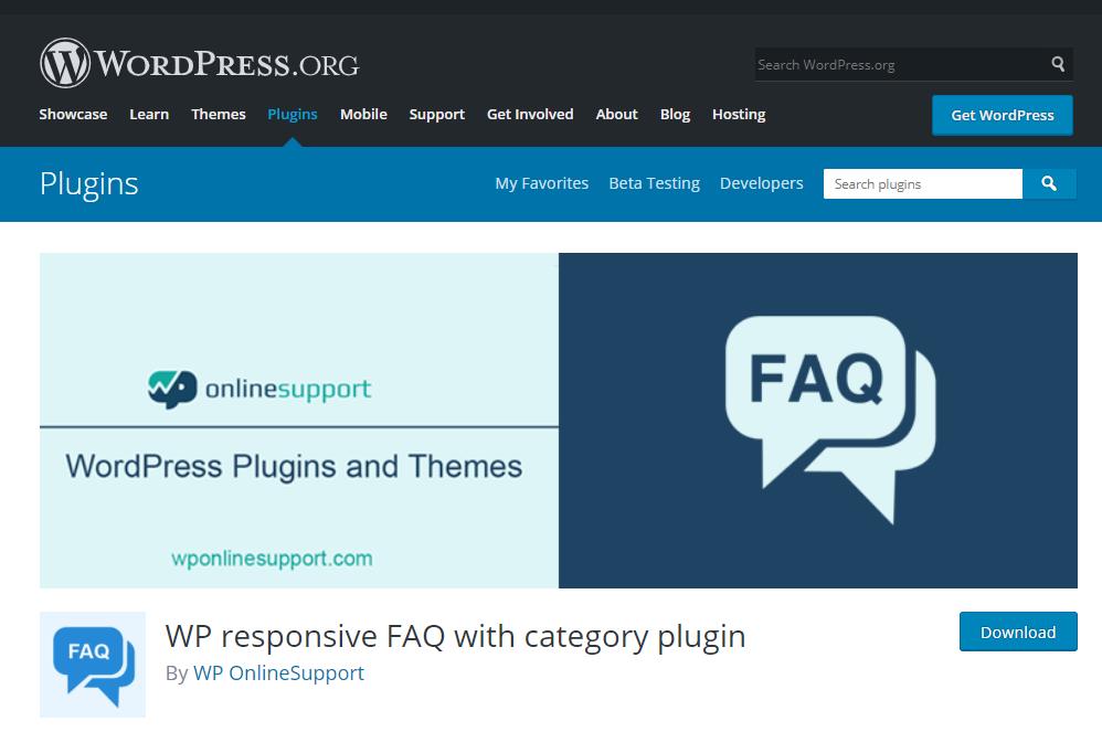 WP Responsive FAQ là một trong những plugin có hệ thống shortcode độc đáo.