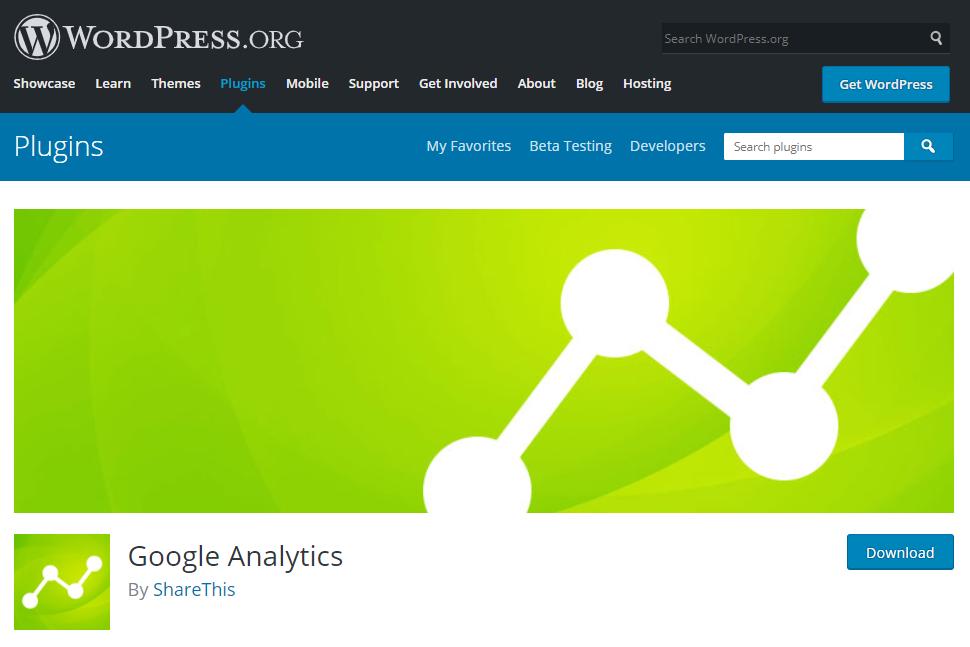 Google Analytics - công cụ thống kê truy cập WordPress hàng đầu