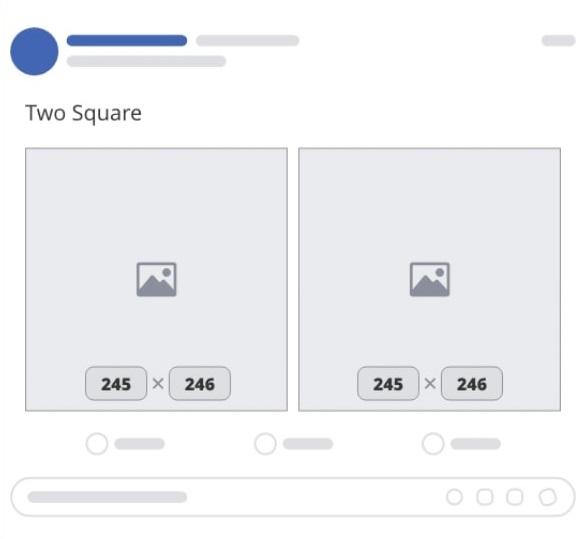 Đối với loại bài viết chỉ có 02 hình vuông