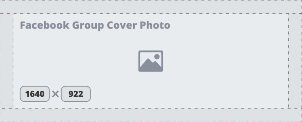 Kích thước ảnh bìa group facebook