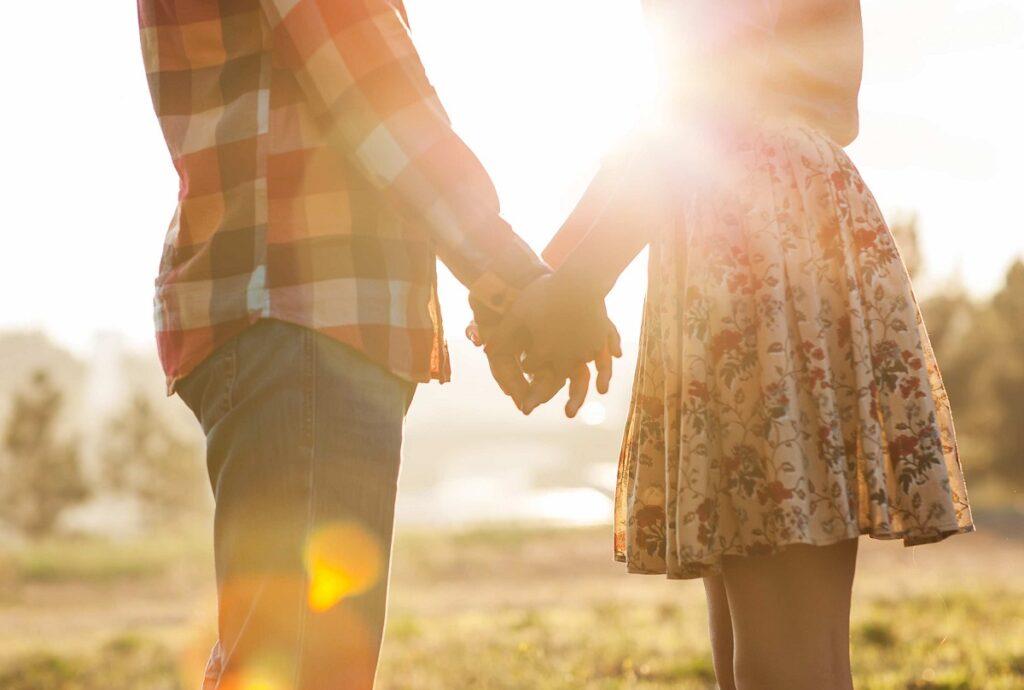 Các nàng trở nên ngọt ngào hơn khi yêu ai đó thật lòng.