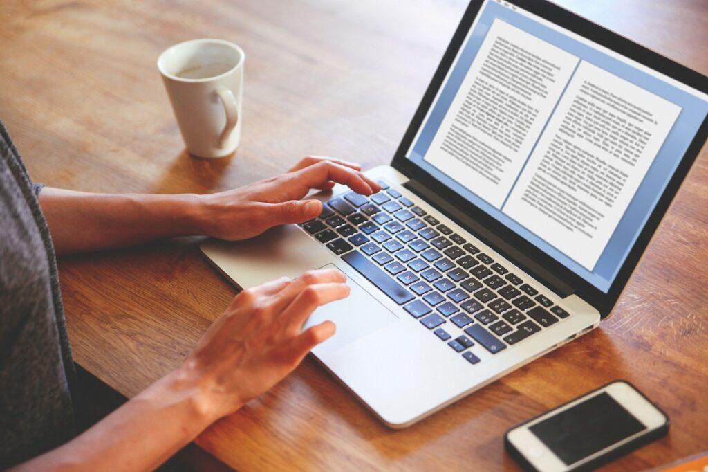 Những bài viết càng dài, càng chất lượng thì càng được Google đánh giá cao.