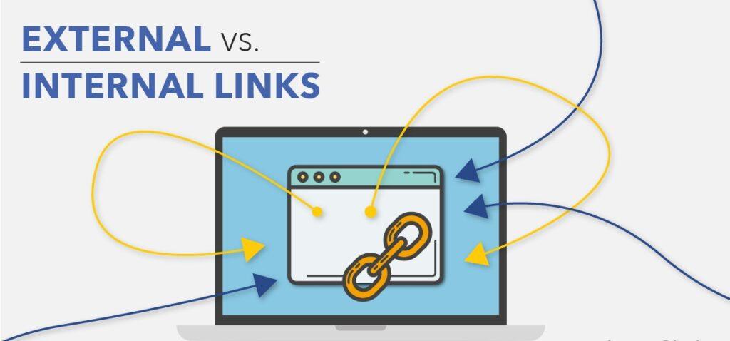 Khi học viết bài chuẩn SEO bạn cần tham khảo cách chèn các link liên kết.