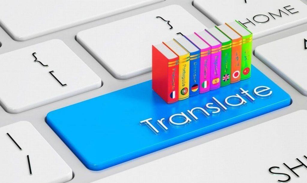 Dịch thuật - công việc kiếm tiền online cho lương rất cao.
