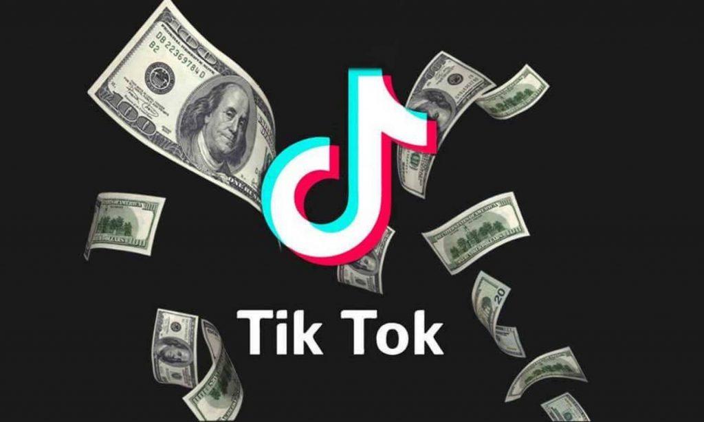 Bạn cũng có thểkiếm tiền trên Tik Tok.